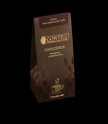Czekolada pitna ciemna 40g Chocostick Cortez