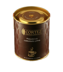 Czekolada pitna mleczna 200g Chocodrops Cortez