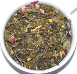 Herbata biała - Peach Queen