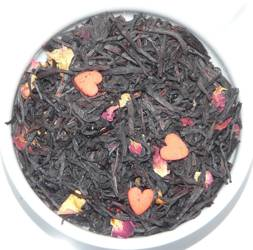 Herbata czarna - Earl Grey Rosa