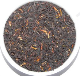 Herbata czarna -  Szarlotka babuni