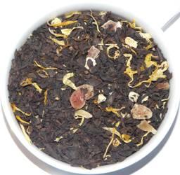Herbata czerwona - Pu Erh Brzoskwiniowa