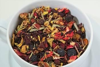 Herbata owocowa - Banana Frost