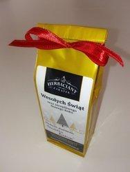 Herbata świąteczna WESOŁYCH ŚWIĄT złota
