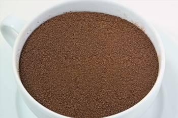 Kawa rozpuszczalna - Pomarańczowa