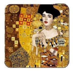 Podkładka korkowa - Gustav Klimt - Portret Adeli
