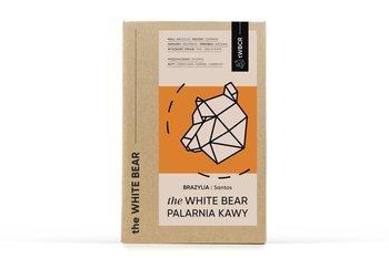 The White Bear Brazylia Santos 1000g kawa ziarnista