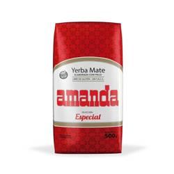 Yerba Mate Amanda Seleccion Especial 500g