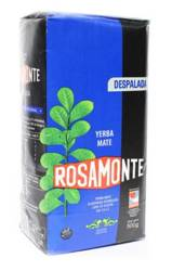 Yerba Mate Rosamonte Despalada 500g