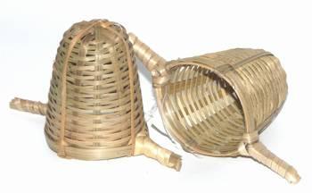Zaparzacz bambusowy duo
