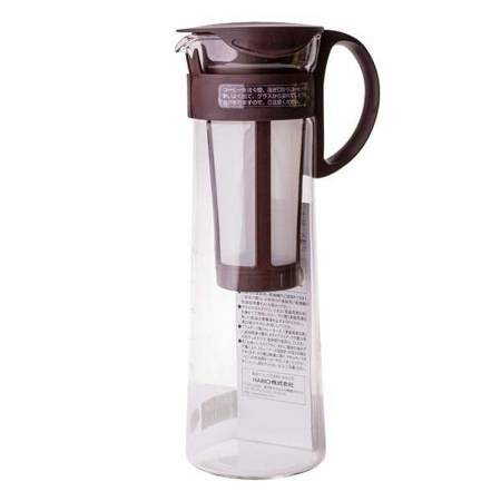 Hario - Mizudashi Coffee Pot - Brązowy 1l