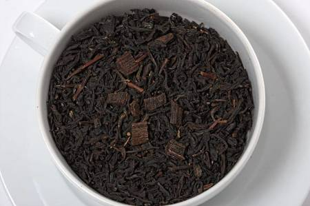 Herbata czarna - Vanilla