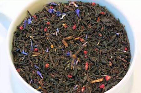 Herbata czarna - W Malinowym Chruśniaku