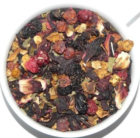 Herbata owocowa - Nimfa