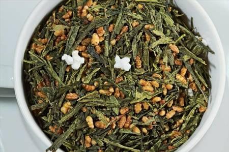 Herbata zielona - China Genmaicha Organic