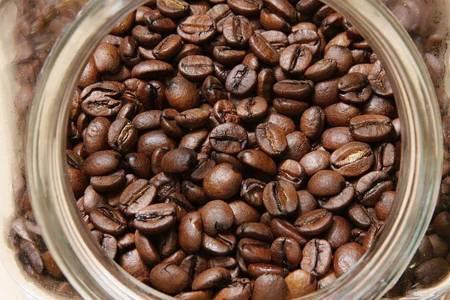 Kawa smakowa - Mięta w czekoladzie