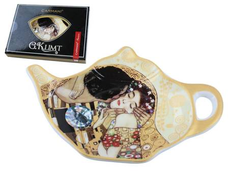 Tea Bag Carmani - Gustav Klimt The Kiss