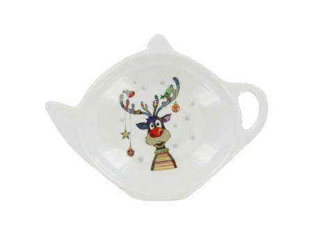 Tea bag - Bug Art Rudolph
