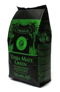 Yerba Mate Green Absinth 400g