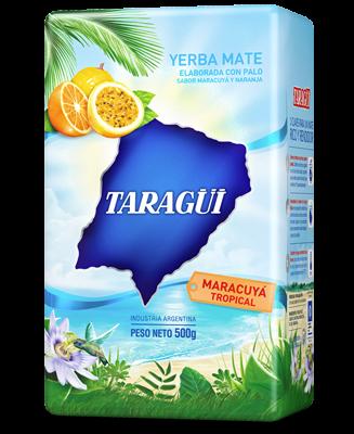 Yerba Mate Taragui Maracuya Tropical 500g